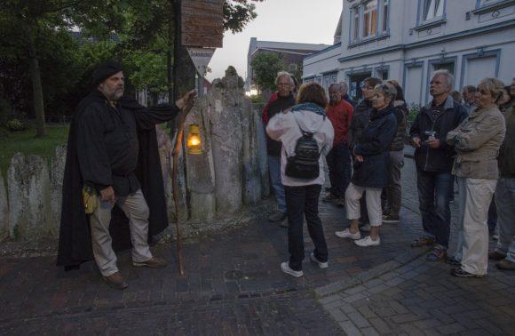 Stadtrundgang zur Geisterstunde - Nachtwächter - Nachtführung