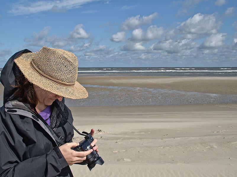 Fotowalk - über die Insel Borkum