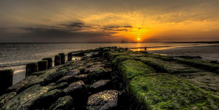 Fotowalk - Sonnenuntergang - Blaue Stunde