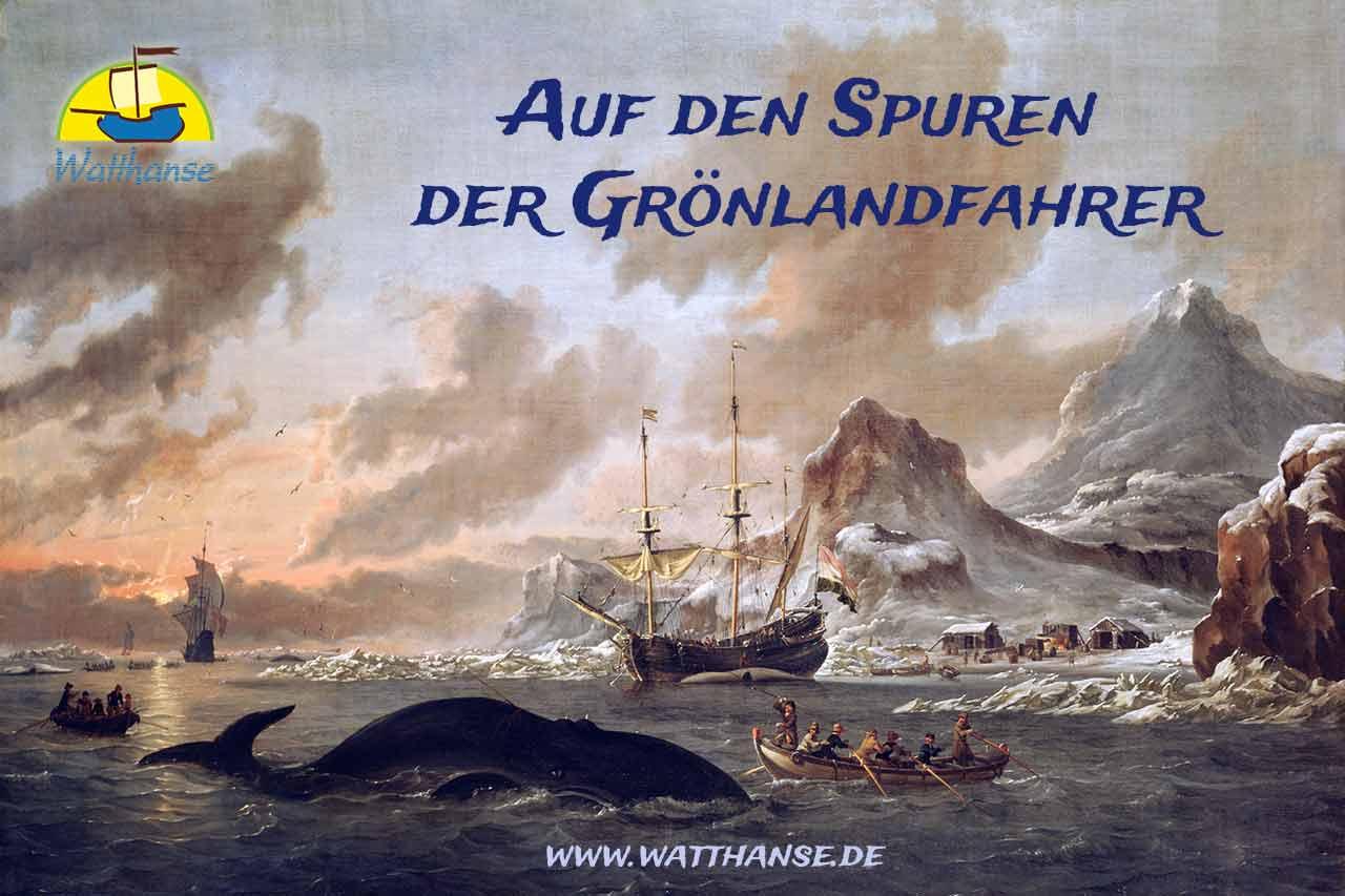 Historische Themenführung - Walfang auf Borkum